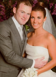 Wayne and Coleen Rooney wedding