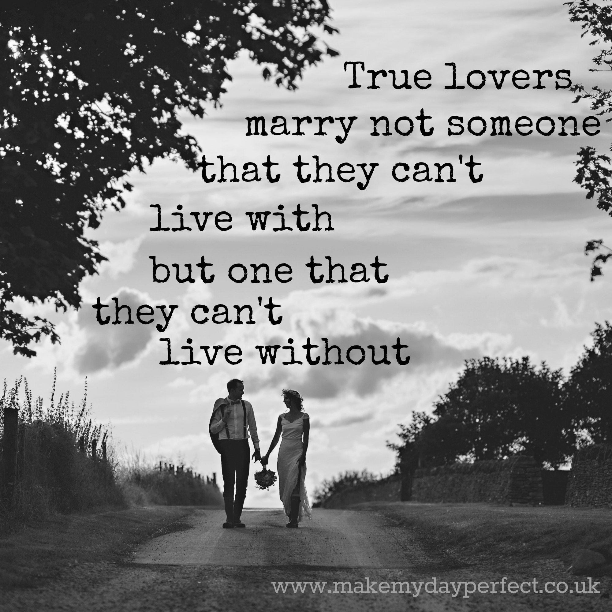 Love Marriage Quotes Love Quotes  Make My Day Perfect